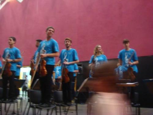 Orquestra Instituto GPA - Instituto Tomie Ohtake – São Paulo - 25 Outubro 2015