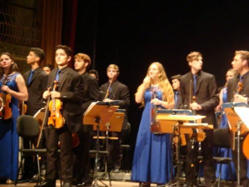 Orquestra Instituto GPA - Theatro São Pedro – São Paulo - 13 Setembro 2015